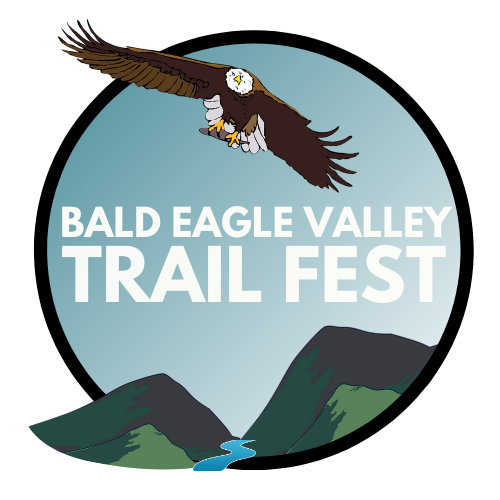 Bald Eagle Valley Trail Fest logo